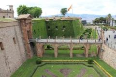 Montjuic-Castle