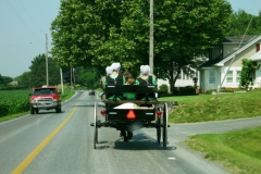 Amish-Girls
